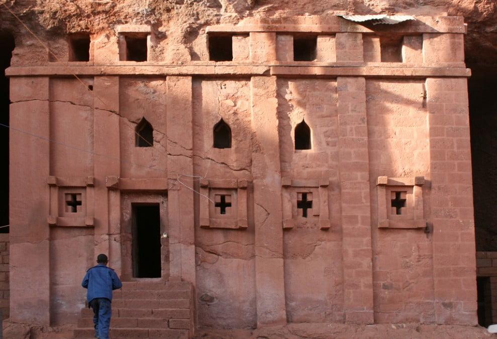 Fasada Bete Abba Libanos (10b travelling)