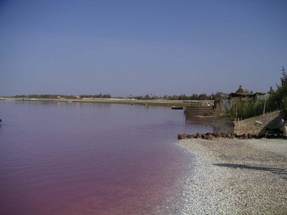 Jezioro Retba