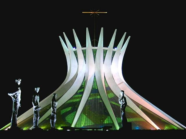 Katedra w Brasíli