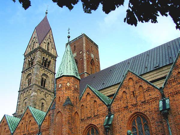 Katedra w Ribe