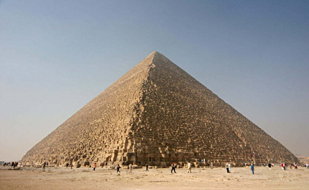 Wielka Piramida Cheopsa