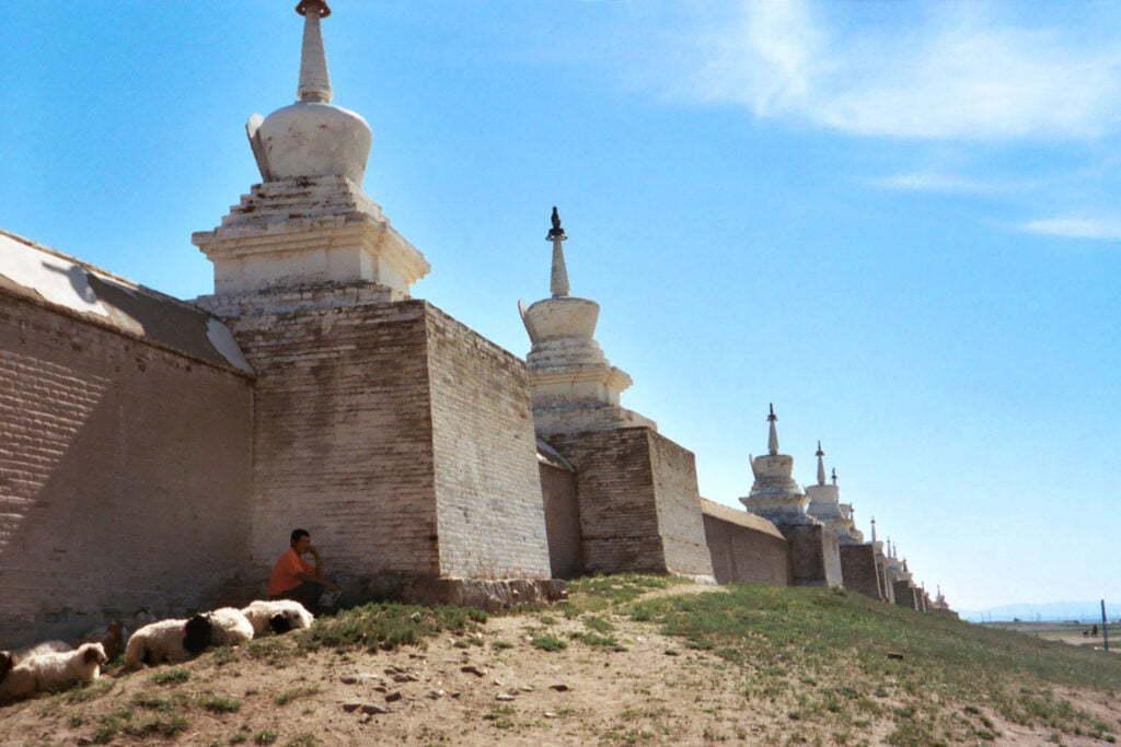 Miasto Karakorum