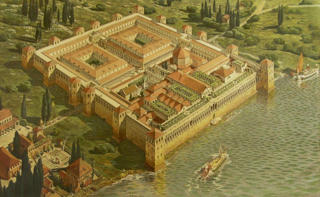 Pałac Dioklecjana