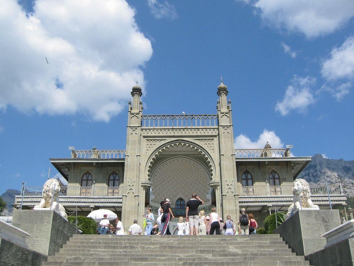 Pałac Woroncowa w Ałupce