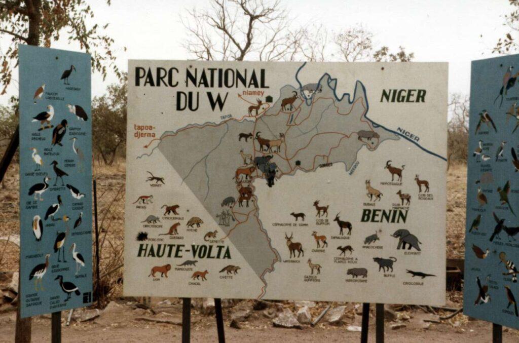 Park Narodowy W