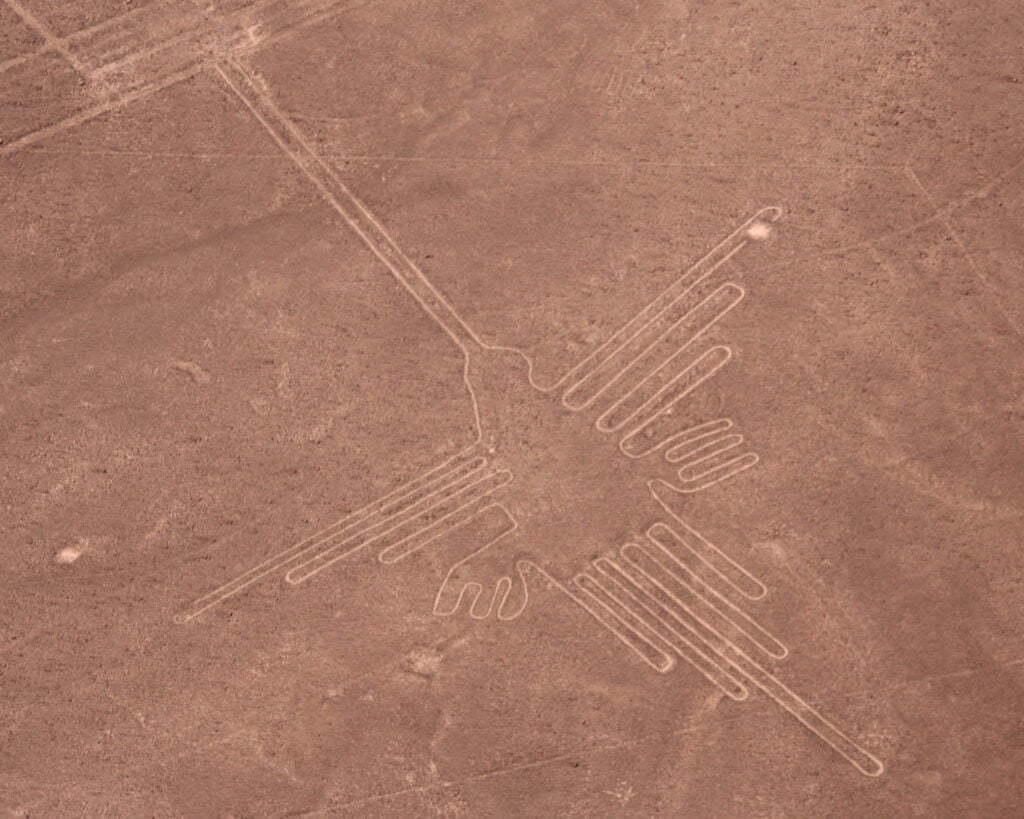 Rysunki z Nazca