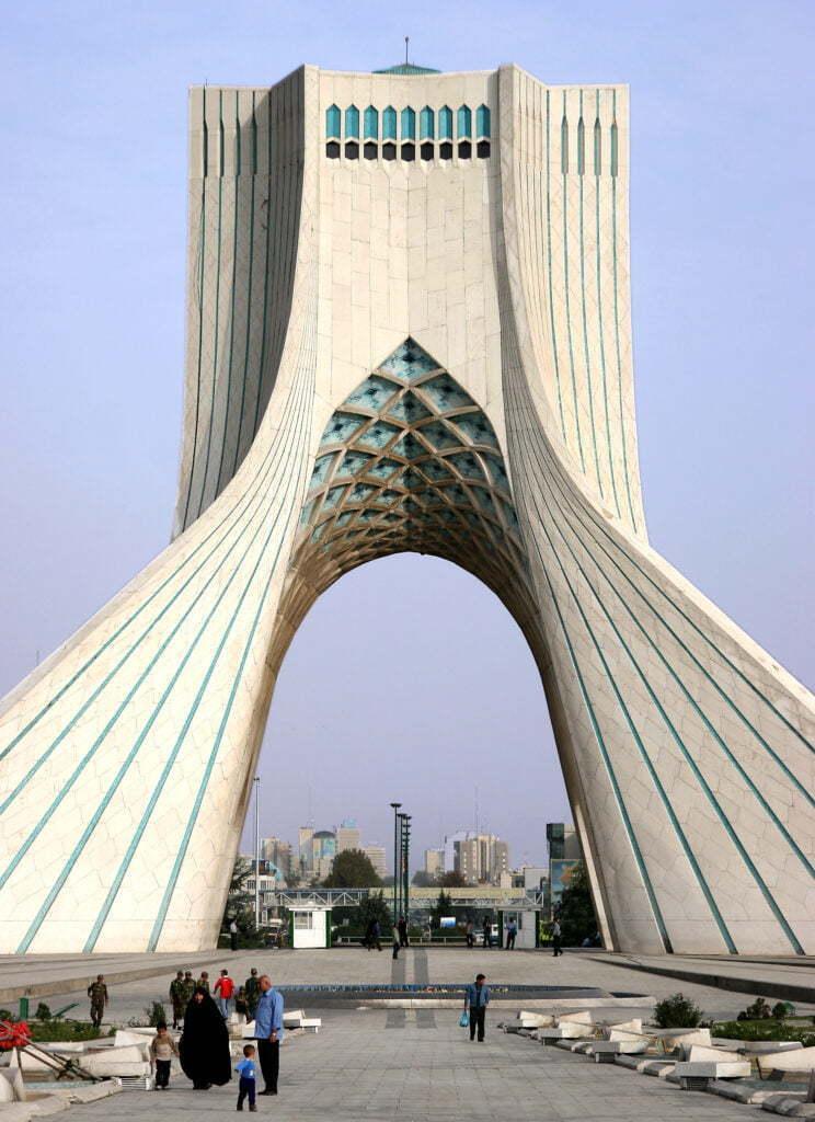 Wieża Azadi