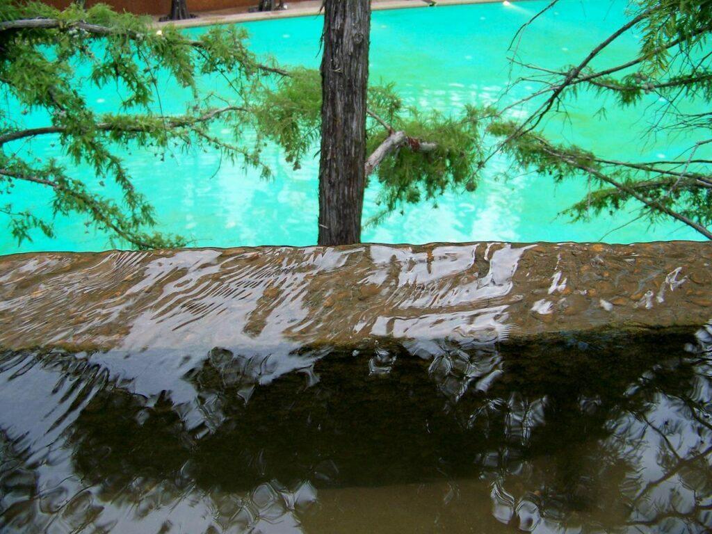 Wodne Ogrody w Fort Worth