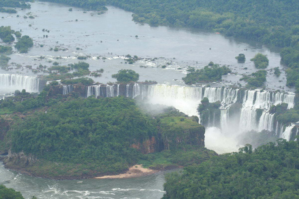 Wodospad Iguaçu