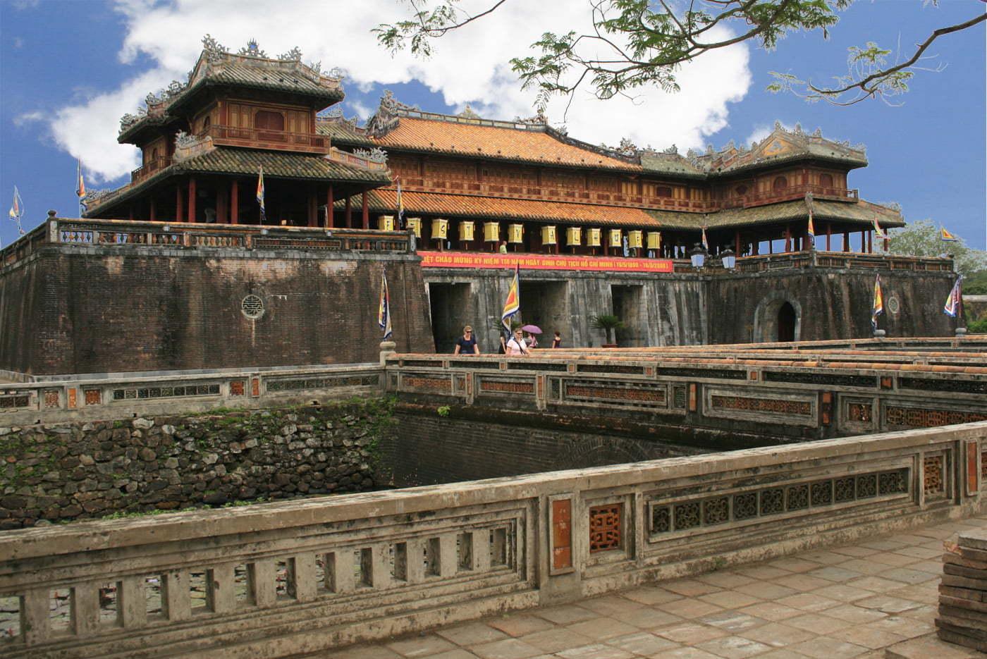 Zakazane Miasto w Hue