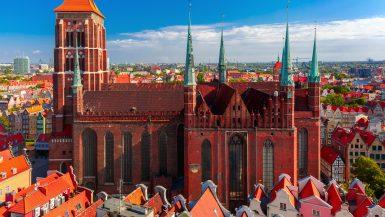 kościól mariacki gdańsk