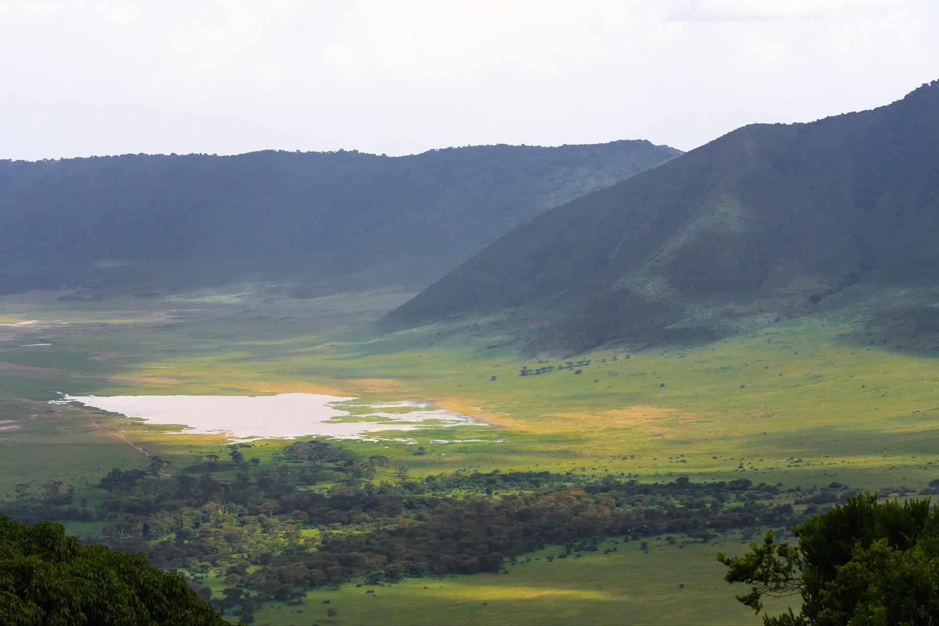 Krater Ngorongoro