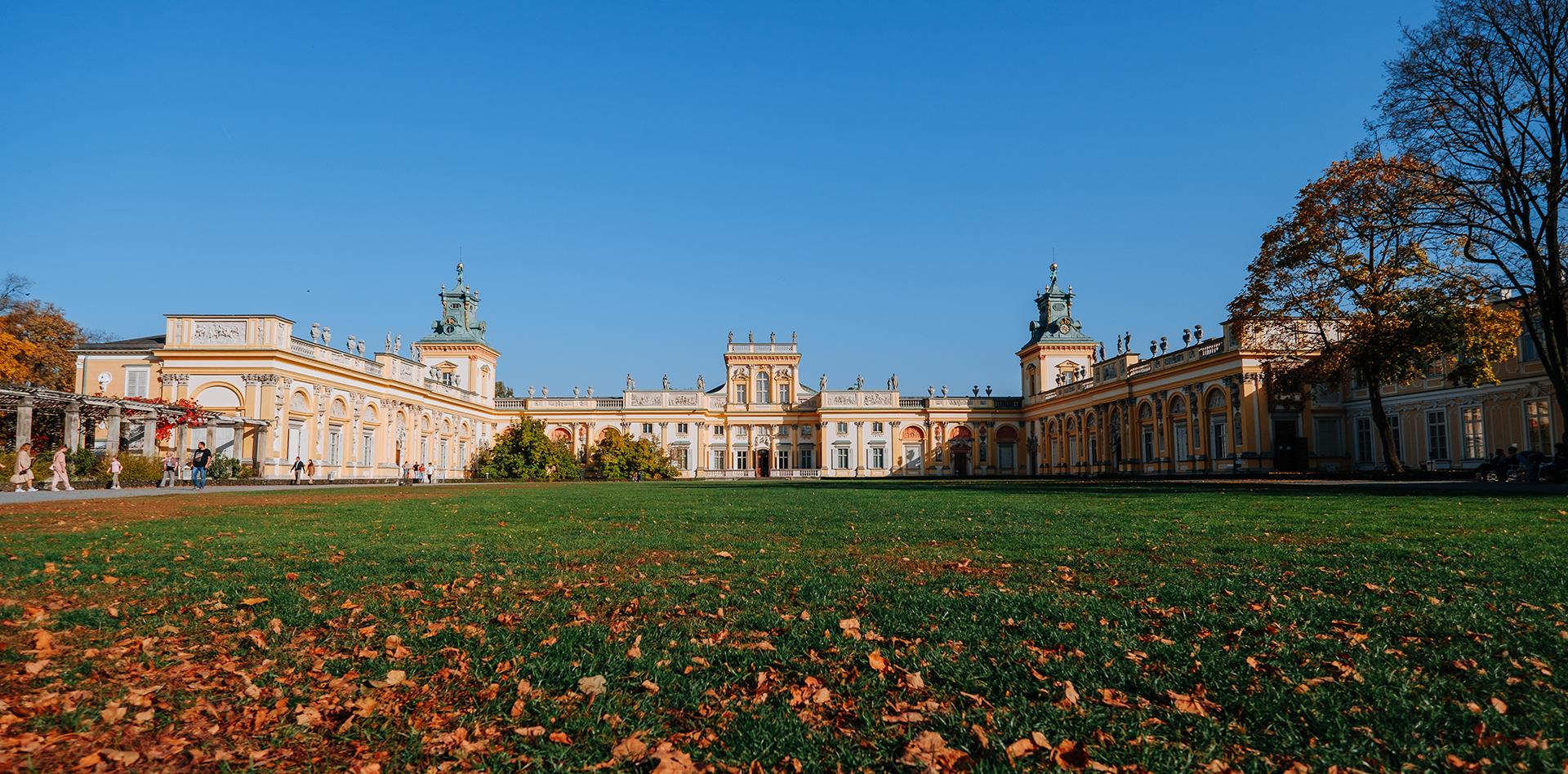 Pałac w Wilanowie Jana III Sobieskiego